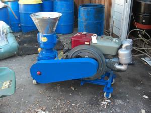 Hulladékhasznosítás pelletáló géppel