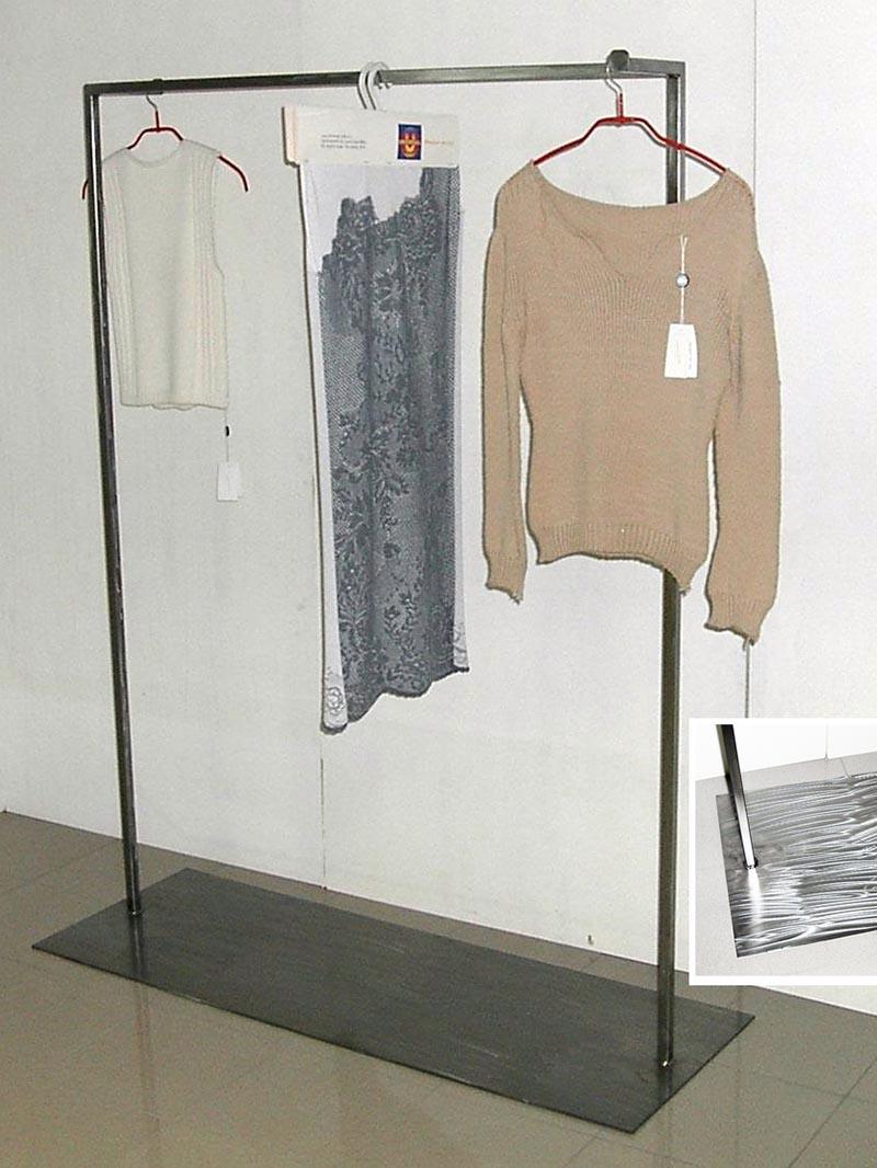 ruha állvány