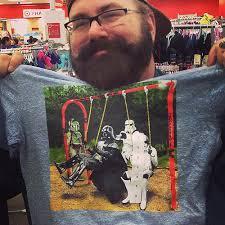 Star Wars pólót