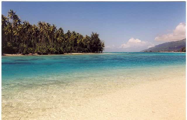 Tahiti nyaralás