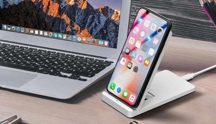 iPhone gyorstöltő