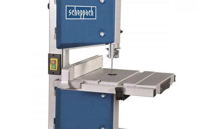 Scheppach szalagfűrész