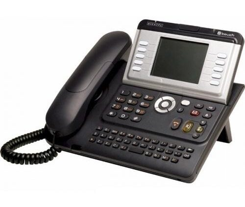 Alcatel Lucent asztali telefon